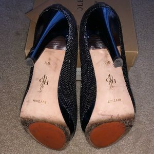 "Cole Haan Shoes - Cole Haan ""Chelsea"" sequin pumps w/Nike Air"